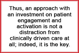 Improving Patient Engagement and Patient Activation