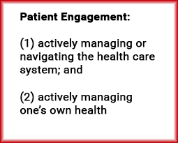Improving Patient Engagement